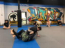 No-Gi Jiu-Jitsu at Gorilla BJJJ in Mahwah