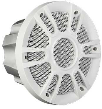 Marine Grade Subwoofes designed to bring big bass to your boat. Water, element resistant subwooers.