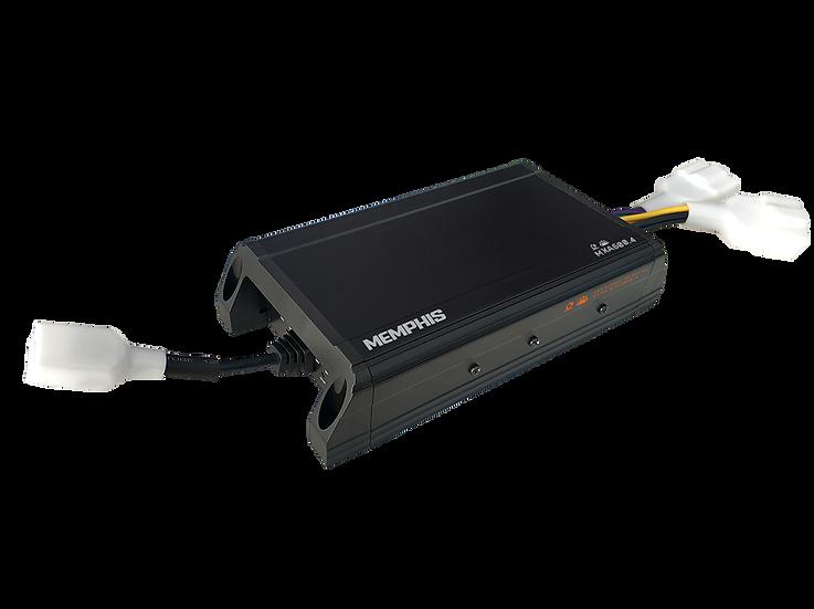 MXA600.4 - 600w 4-Channel Marine Grade Amplifier