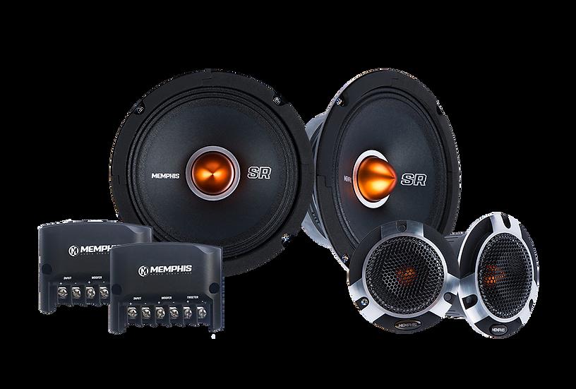 """SRXP62C - 6.5"""" Pro Audio Component Set"""