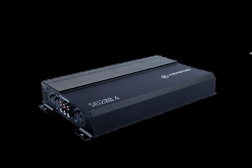 SE1200.4 - 300w 4-Channel