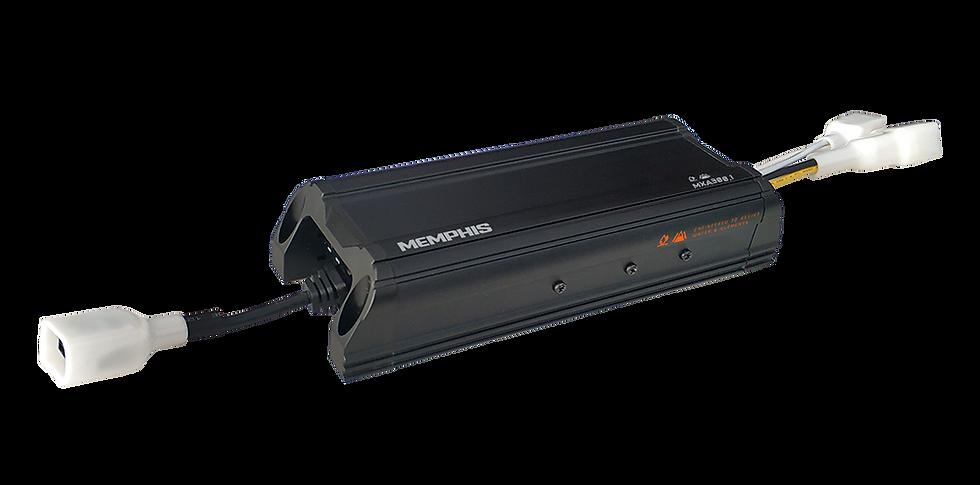 MXA300.1 - 300w 1-Channel Marine Grade Amplifier