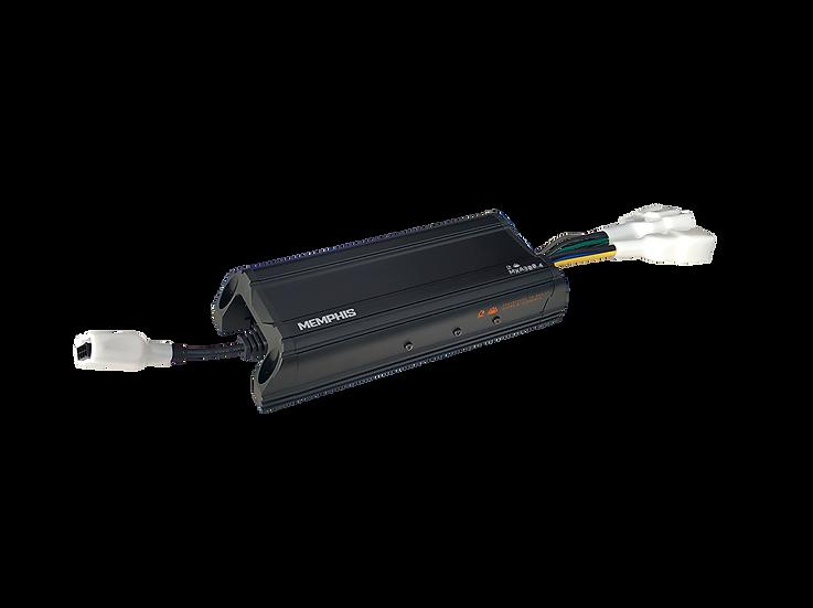 MXA300.4 - 300w 4-Channel Marine Grade Amplifier