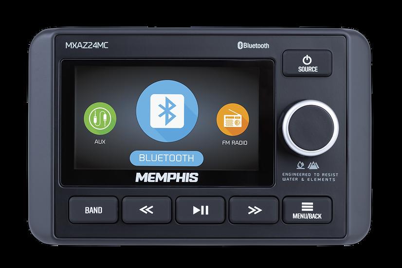 MXAZ24MC - Multi Zone Media Center W/ Subwoofer Control