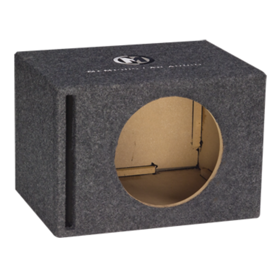 "PE1X10V2 - Single 10"" Unloaded Enclosure"