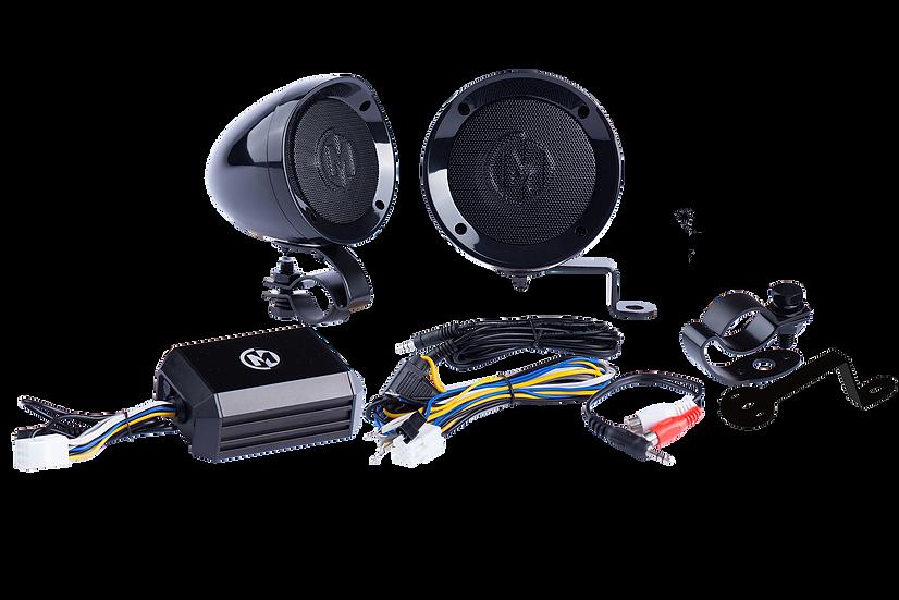 MXAHSB - Black Powersports Speaker