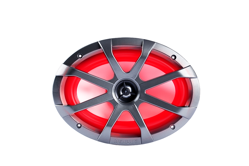 MXA69L -  6x9 Coaxial w/ LED