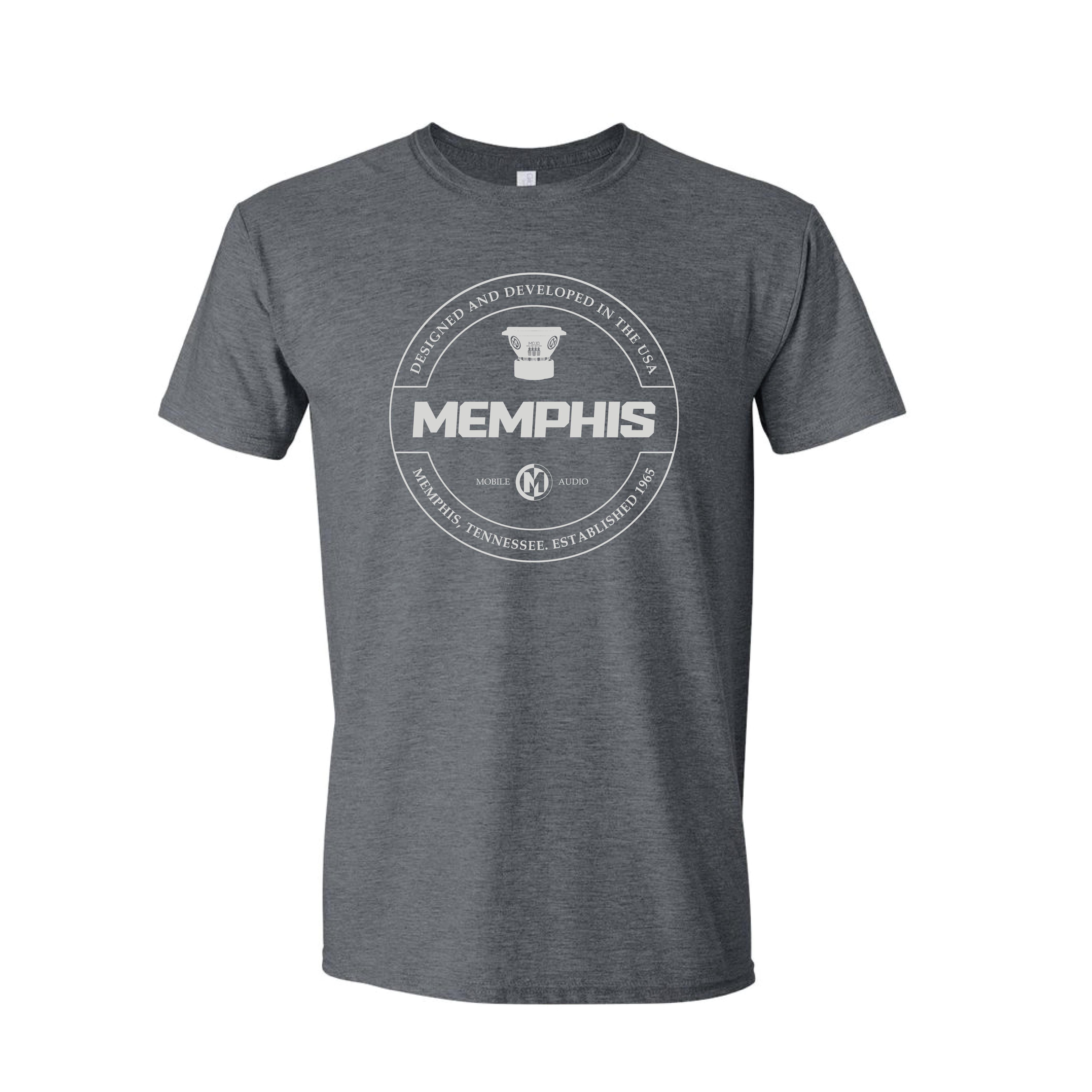 Memphis Audio Circle Shirt