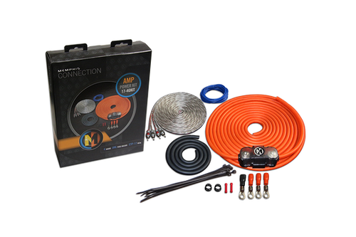 4gkit 4 Awg Amp Kit With Rca Memphisaudio