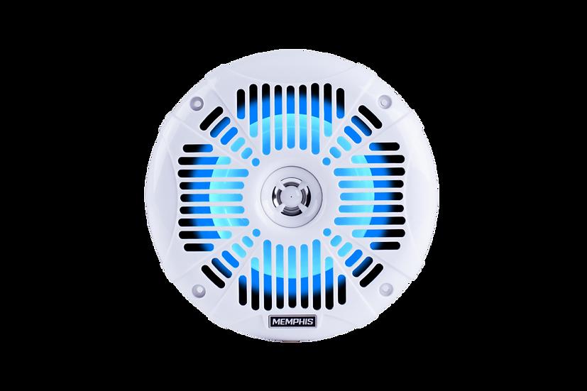 """MXA602SLW -  6.5"""" Coaxial White w/ LED"""