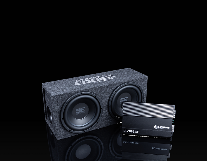 """SE210 - Dual 10"""" Bass Package"""