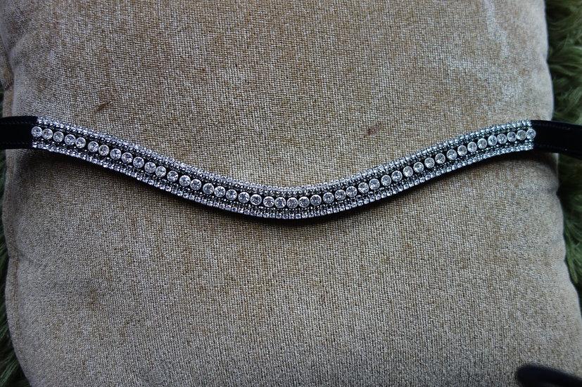 Stone Grey Browband