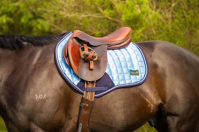 Fearless Frost Saddle Pad