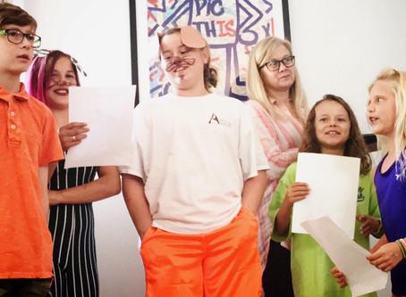 Comedy Writing with Wendi Aarons 2019