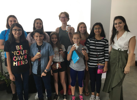 Writing Camp with Natalia Sylvester 2018