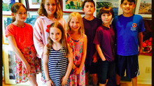 Westlake Kids With Pens Writing Camp