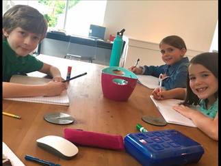 East Austin Kids With Pens (May 30-June 2)