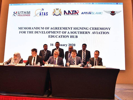 Batu Pahat to spearhead Johor's Southern Region Education Hub with aviation cluster