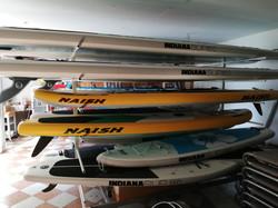 Indiana, Naish Sup Boards 1