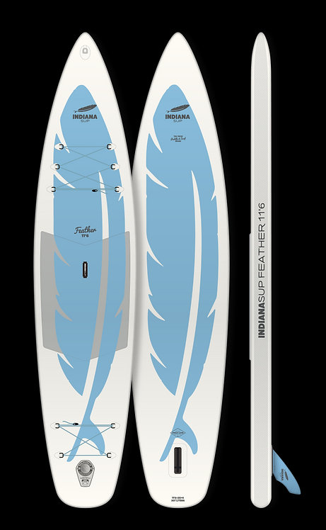 Indiana 11'6 Feather Inflatable SUP