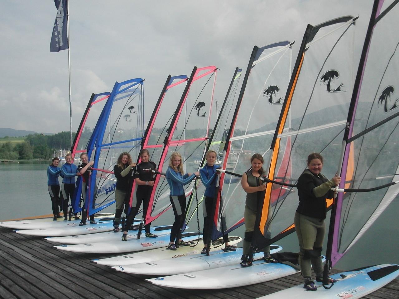 Segel- und Windsurfschule