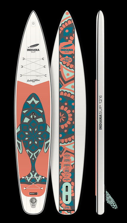 Indiana 12'6 Touring Limited Inflatable SUP