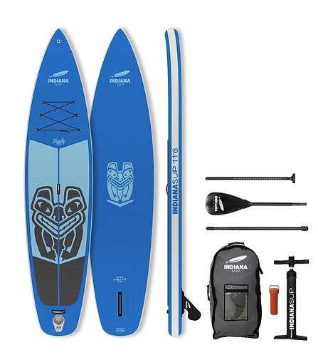 Indiana 11'6 Touring Family Pack BLUE