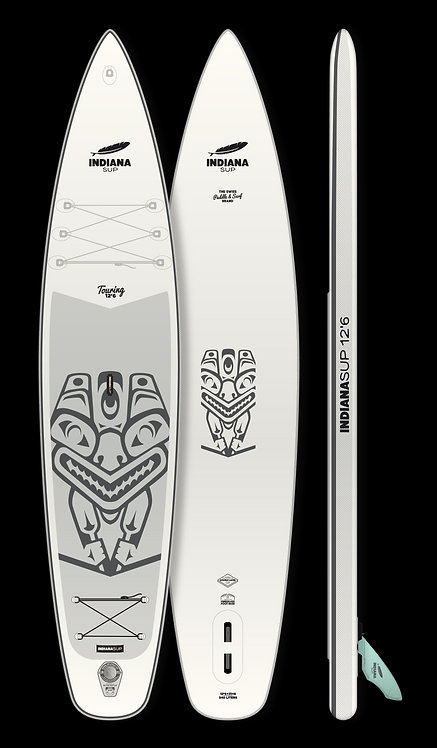 Indiana 12'6 Touring Inflatable SUP