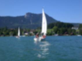 Bootverleih Mondsee