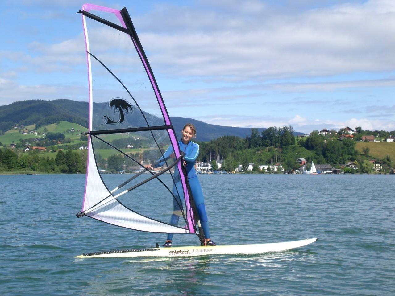 Windsurfen - Surfschule