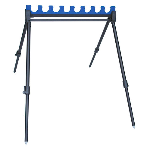 SUPPORT KIT 50CM 8 ENCOCHES 4 PIEDS BLUE WAVE