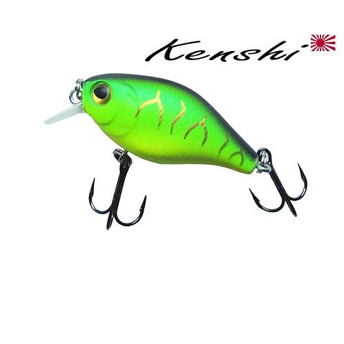 LEURRE KENSHI OWARI MINI CHUBBY MINNOW 40MM 3,5G / 0 À 1,20M / FLOTTANT