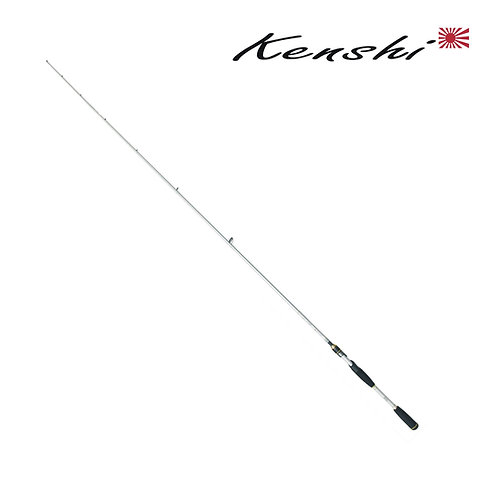 CANNE SPINNING KENSHI GHOST 2 SECT - 2,10M  5-15G