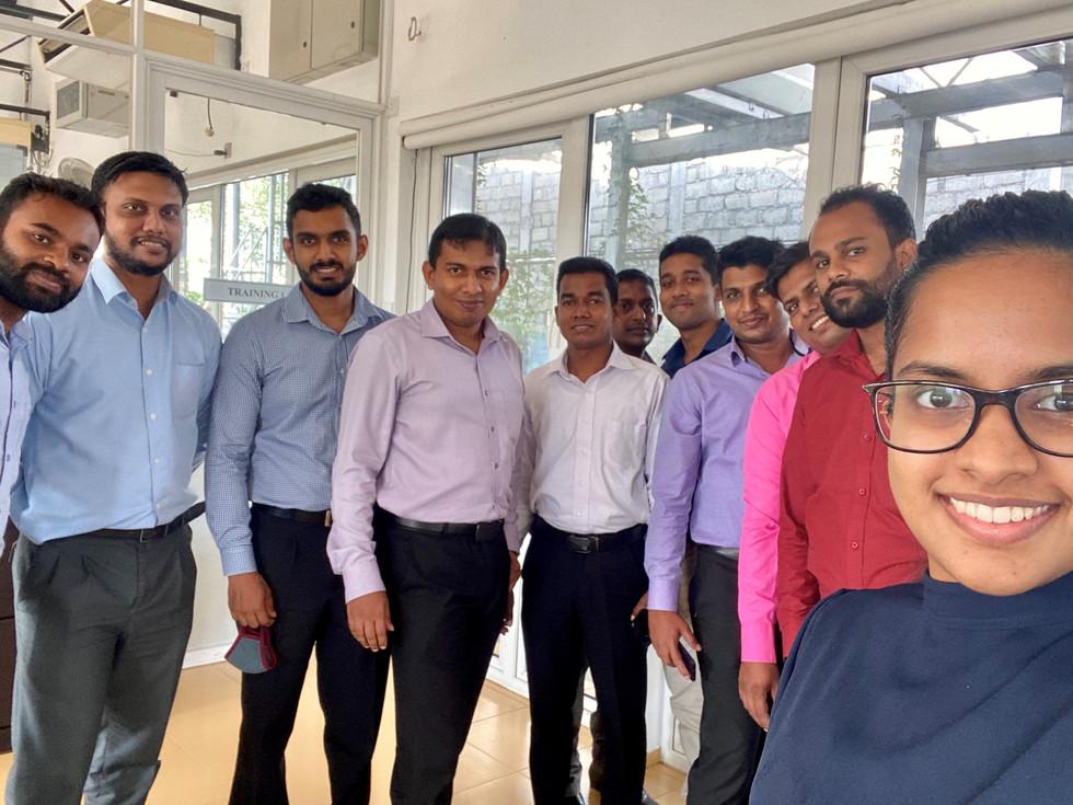Sri Lanka Navy Customised Course