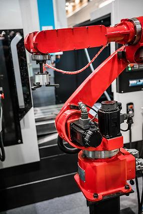robotic-arm-modern-industrial-technology
