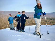 Snowshoe Family trek.JPG