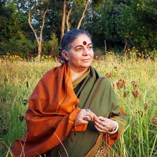 Dr. Vandana Shiva, PhD
