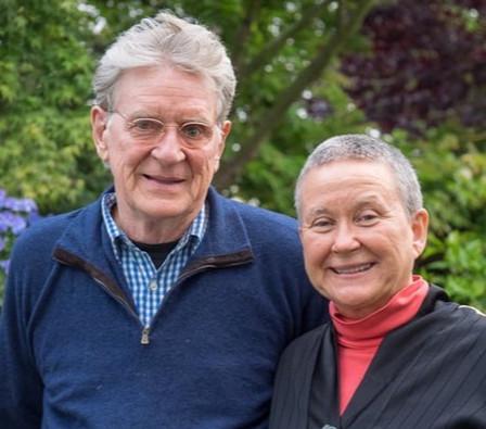 Dr. Robert Thurman & Isa Gucciardi, PhD