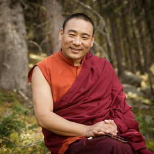 Kenthrul Lodrö Thayé Rinpoche