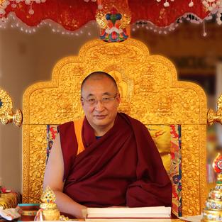 Khentrul Jamphel Lodrö Rinpoche
