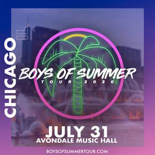 CHICAGO - Fri July 31