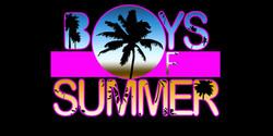 Boys Of Summer Tour 2016