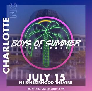 CHARLOTTE - Wed July 15