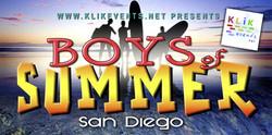 Boys Of Summer 2014 - San Diego