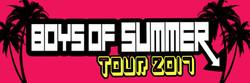 Boys Of Summer Tour 2017