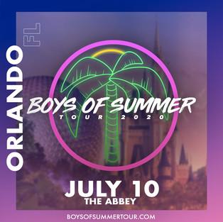 ORLANDO - Fri July 10