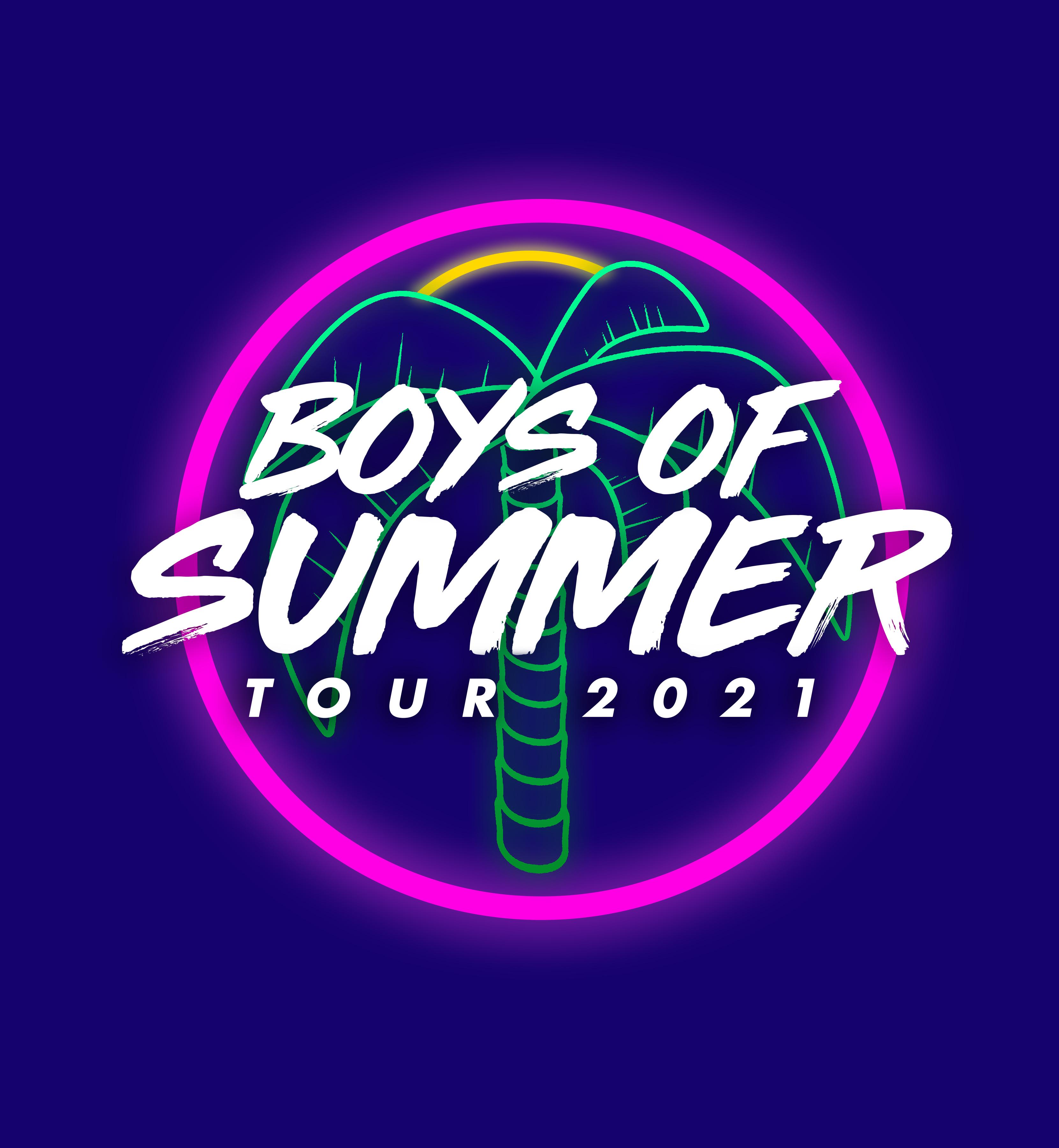Boys Of Summer Tour 2021