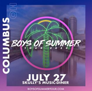 COLUMBUS - Mon July 27