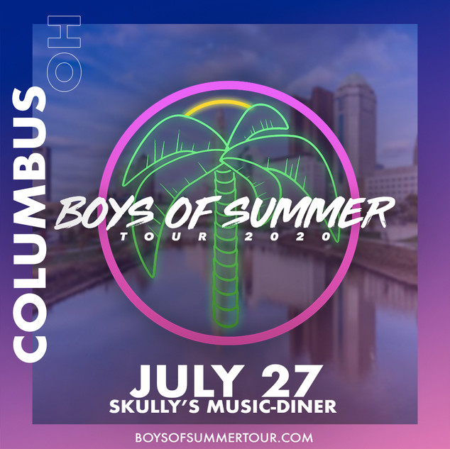 COLUMBUS - Mon July 27