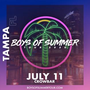 TAMPA - Sat July 11